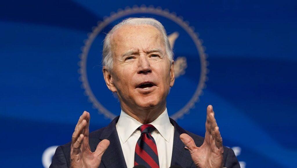 Joe Biden Foto: Archivo