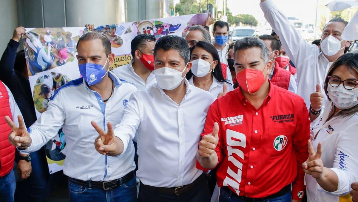 Arranque de campaña Eduardo Rivera