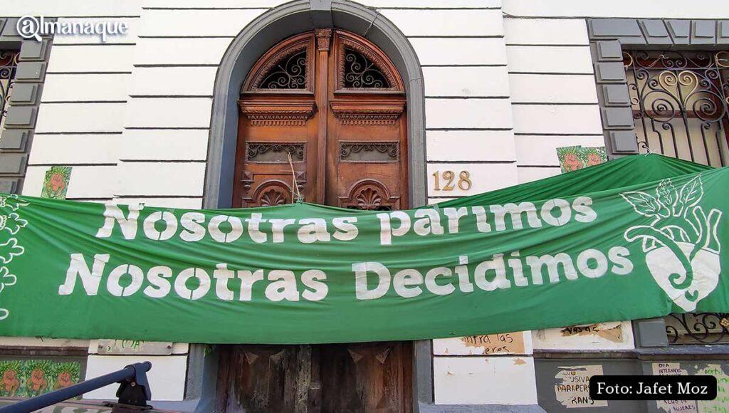 Congreso de Puebla debe despenalizar el aborto