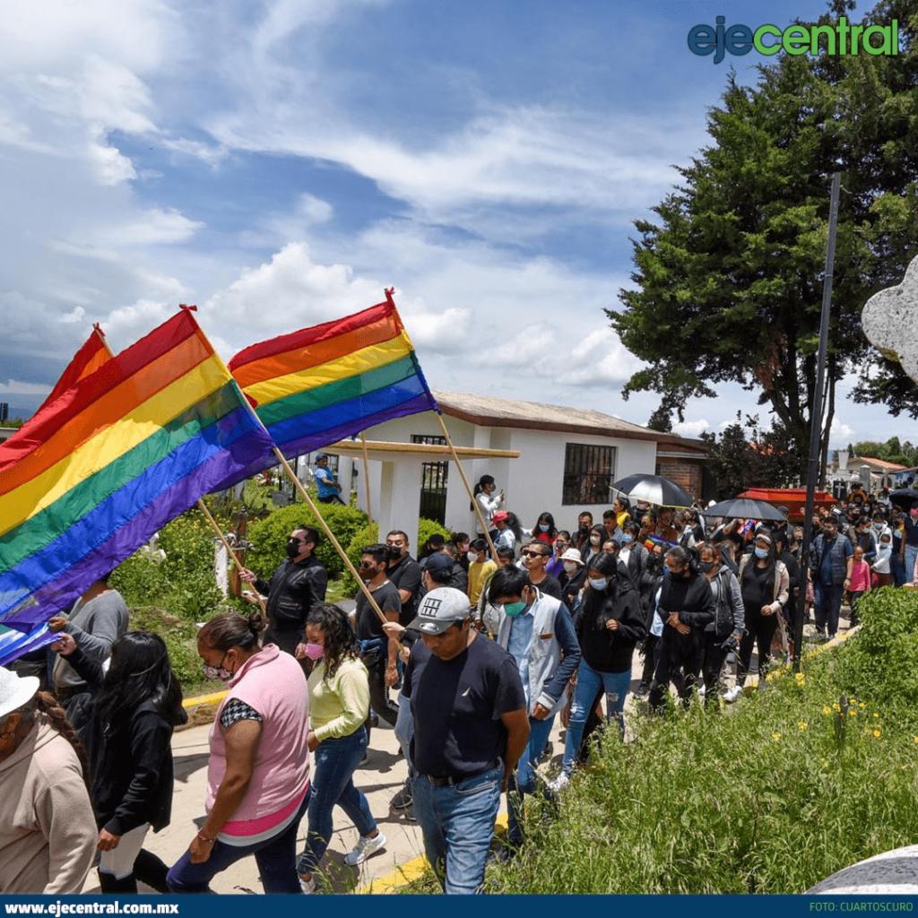 Aline Sánchez, activista trans, fue asesinada al interior de su casa en el Edomex