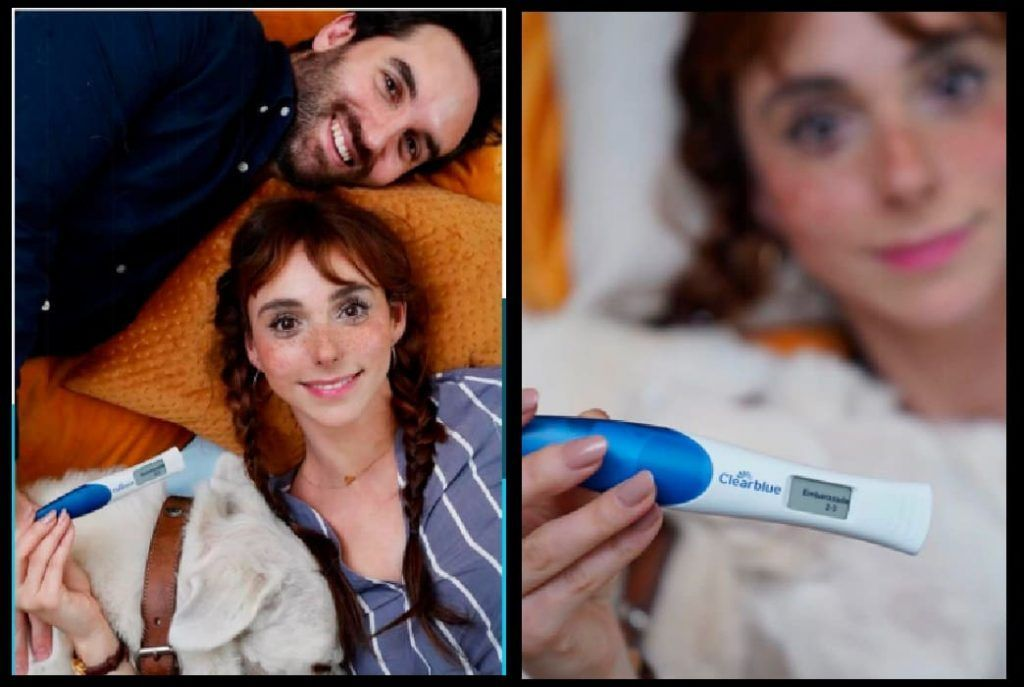 Natalia Téllez confirma su embarazo