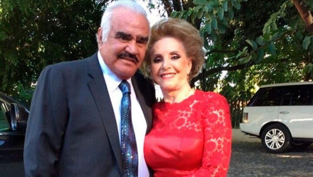 esposa de Vicente Fernández